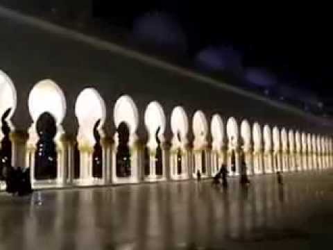 The Grand Mosque Dubai, Förenade Arabemiraten.