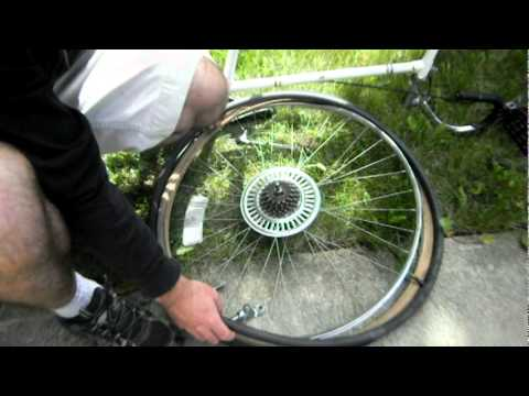 How to Repair a Flat Bicycle Tire