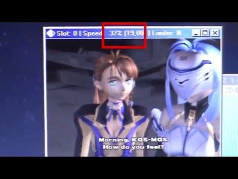 Hardware Comparison : PCSX2 Xenosaga 1