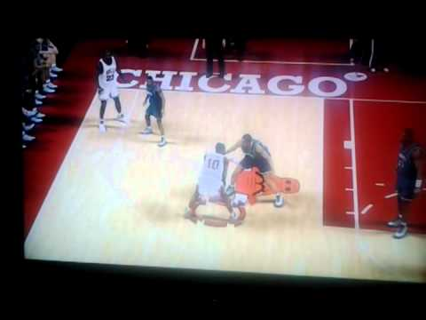Rediculous 360 Dunk Michael Jordan Nba 2k12