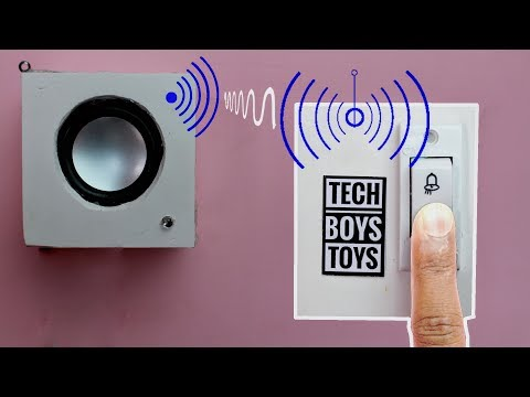 How to Make a Wireless Doorbell at Home