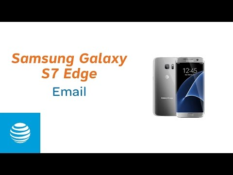Send & Receive Email on the Samsung Galaxy S7 Edge | AT&T