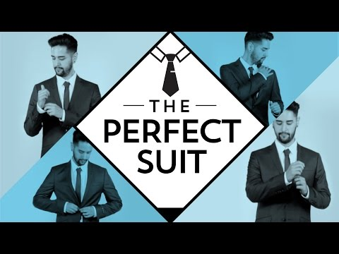 Picking the Perfect Suit ∞ The Guyde