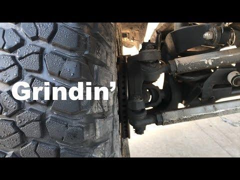 The Jeep Comanche Broke and I Drove It Home - Broken Wheel Hub Bearing - S2E20