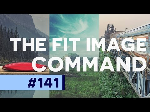 "Resize ANY Image with ""Fit Image"" in Photoshop CC"