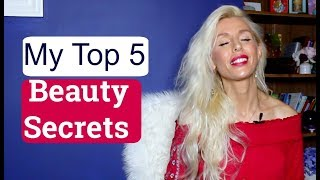 my top 5 inner beauty secrets
