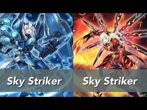 Sky Striker Mirror Match UK National Championship Format - Yu-Gi-Oh! TCG
