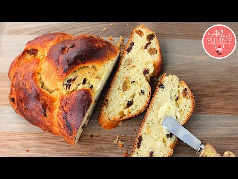 (Paska ) Sweet Easter Bread Recipe | Пасхальный хлеб