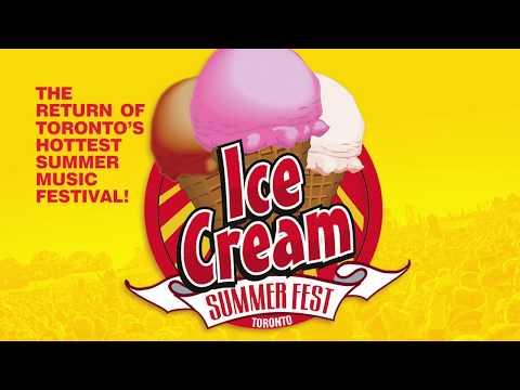 2018 Ice Cream Summerfest Toronto Trailer 2