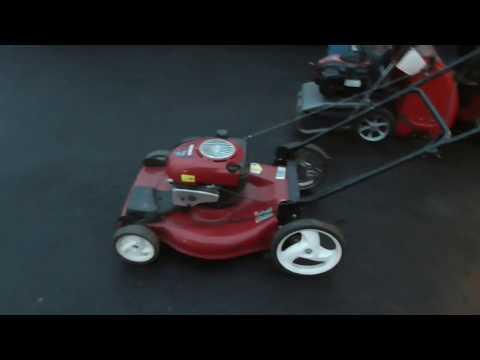 Live Repair On Craftsman Lawnmower: Troubleshooting Order