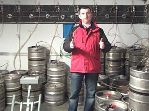 Stocktaking.ie - How to weigh a keg