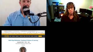 Creating A Culture of Learning  with Cheryl Johnson