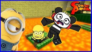 Despicable Me 3 Minion Game! Oh No Floor is Lava! Let