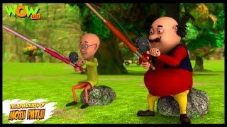 Kids TV Shows | Cartoons | Motu Patlu New Episodes | Motu Patlu Picnic Party | Wow Kidz