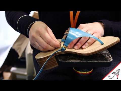L'arte del sandalo caprese alla 79° Mostra Internazionale dell'Artigianato 2015
