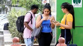 Cutting People's Headphones -Prank (Gone Wrong)Prank In India 2019|| Luchcha Veer