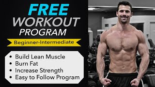 How to Use Gym Equipment - [Plus Full Workout Program & Video Examples]