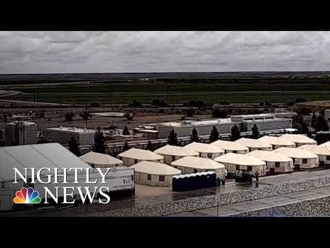 Trump Executive Order Leaves Critics Wondering What's Next For Migrant Families | NBC Nightly News
