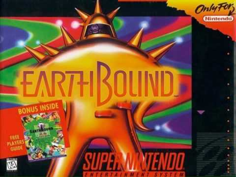 Earthbound Music: Your Name, Please Remix