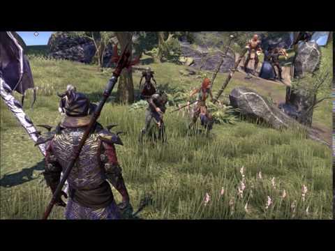 Elder Scrolls Online AFK/bots - Dolmens