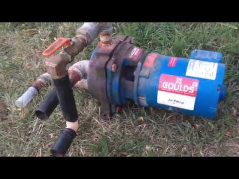 Daily Log - Goulds Jet Pump!