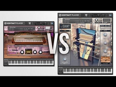 NI Piano Face-Off: Alicia's Keys vs The Giant