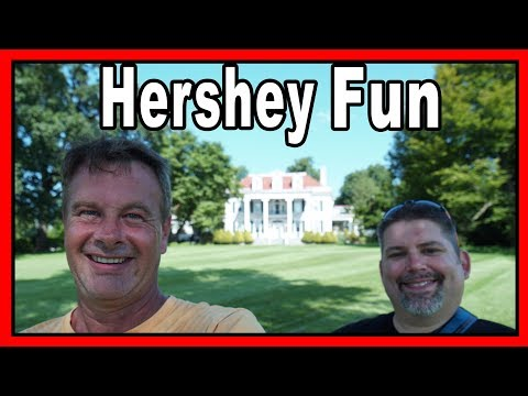 Hershey Mansion Trespassing and other fun with Michael T Panetta