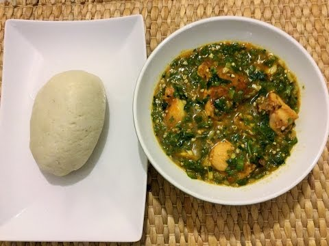 Healthy Banku and Okro stew - Cooking with Hedap