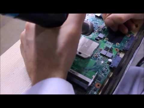 Ulutepe Bilişim Notebook Tamiri, Chipset Değişimi