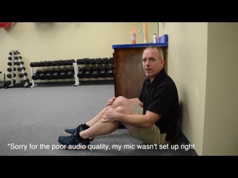 How and Why to Stretch Tight Hamstrings | Dr. Bradley