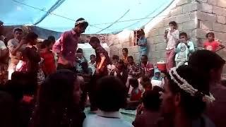 رقص شعبي المحويت الحنكه رقص قصي البكري