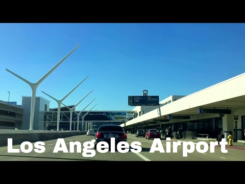 LAX Airport - Los Angeles International Airport