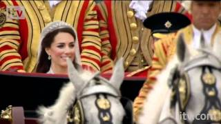 The Royal Wedding   The Procession   ITV