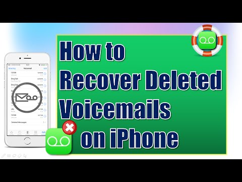 How to Retrieve Deleted Voicemails on iPhone for Free