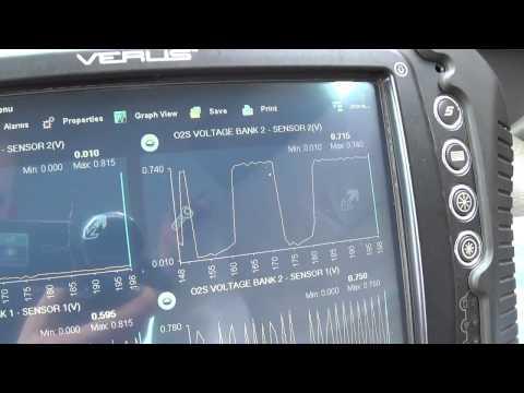 How O2 sensors react to exhaust leaks: '01 Audi A4
