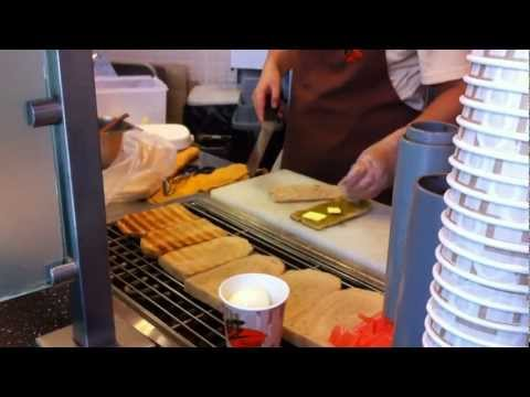 How to Make Kaya Butter Toast - Singapore Style