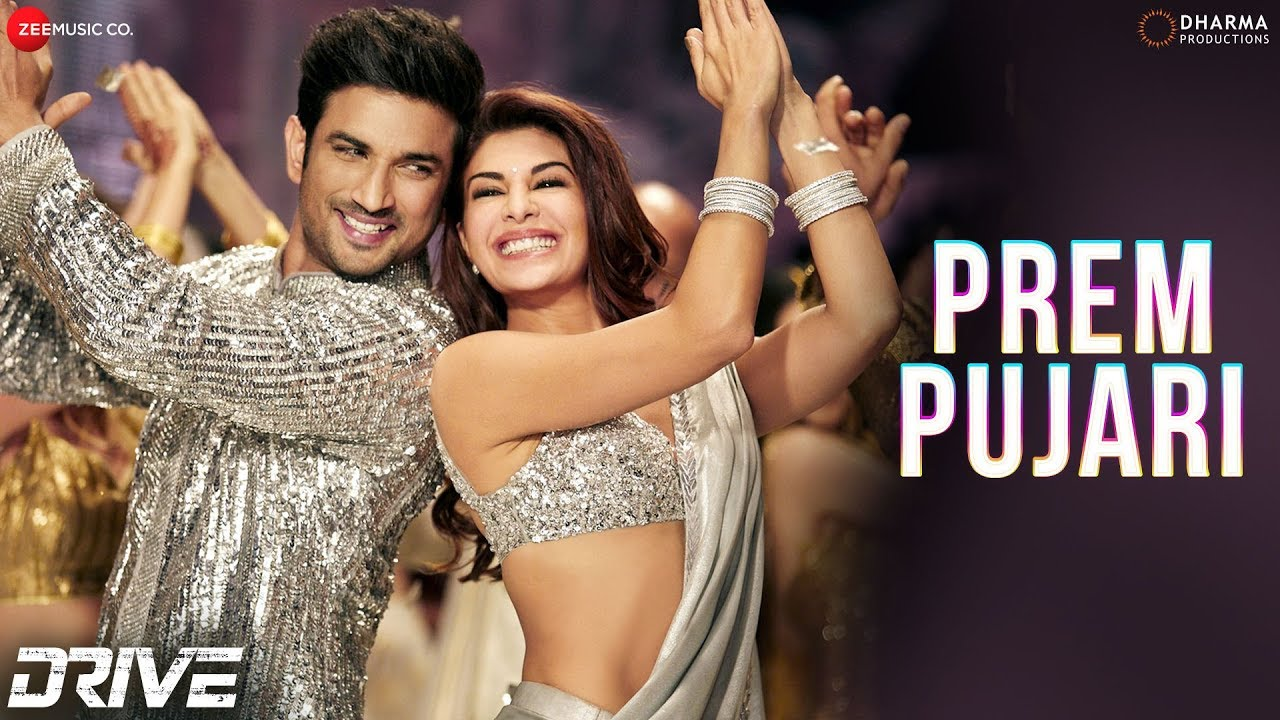Download Prem Pujari - Drive | Sushant S Rajput & Jacqueline F | Amartya Bobo, Amit M, Akasa S, Dev A, GD 47 MP3 Gratis