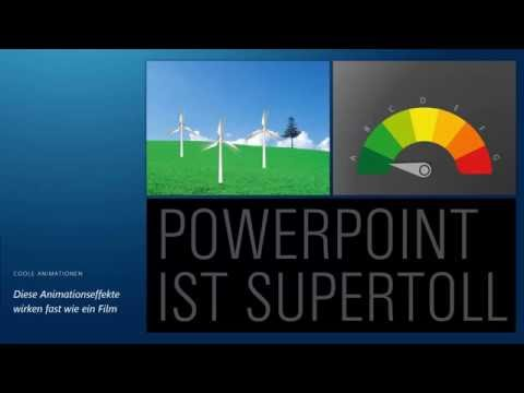 PowerPoint-Anwendertage 2016 - Trailer