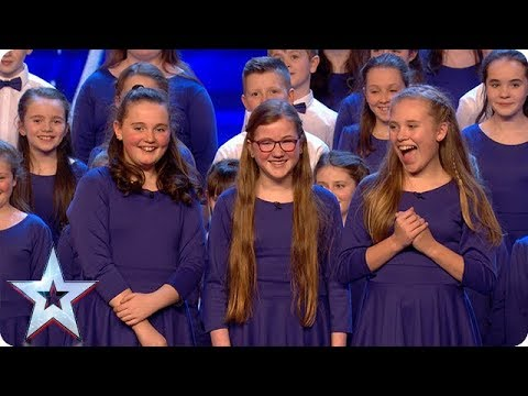 FIRST LOOK: St. Lawrence's choir take us to a world of pure imagination | BGT 2018