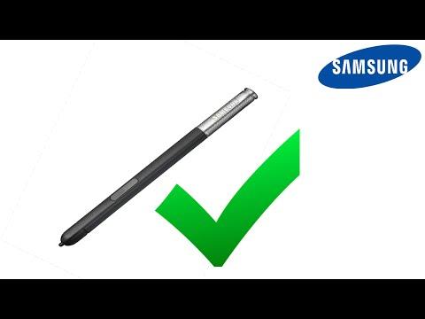 Samsung Note 4 - Stylus pen FIX