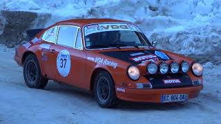 Rallye Neige et Glace 2018 à Lans-en-Vercors