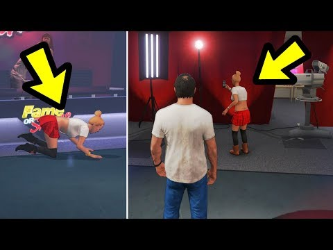 GTA 5 - Where does Tracey go after Fame or Shame?