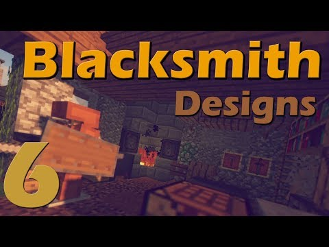 6 Vanilla Blacksmith Designs to Bring Your City to Life :: Minecraft 1.12