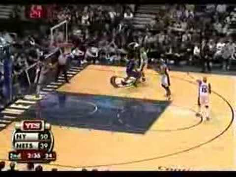 Stephon Marbury tough shot