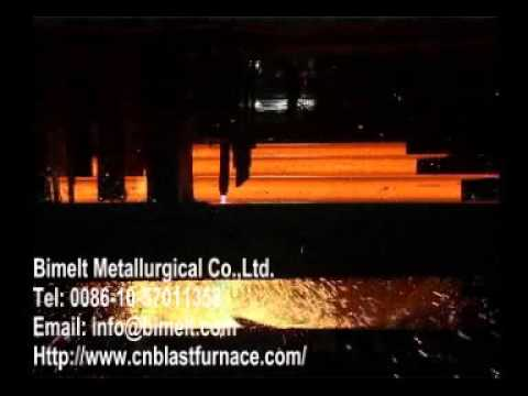 New technology for Pig iron casting machine