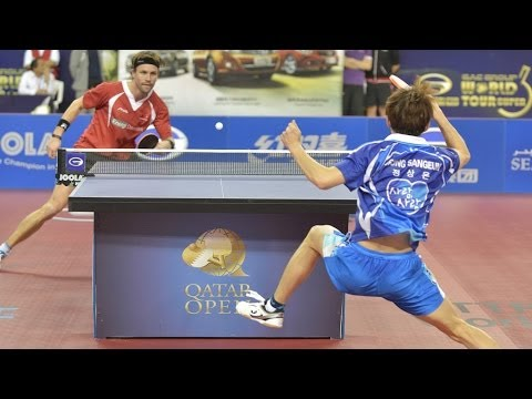 Top 10 Shots 2014 Qatar Open