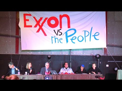 Part 1: The People vs. Exxon: After Fossil Fuel Cover-Up, Activists Try Oil Giant for Climate Crimes