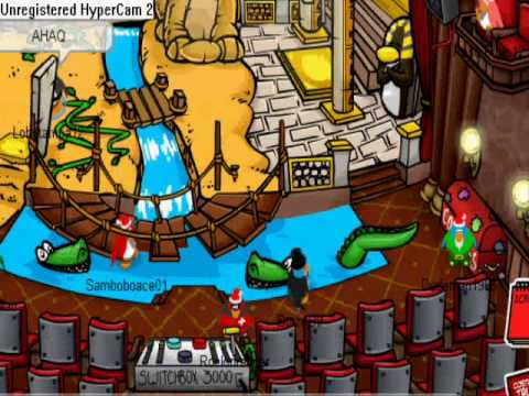 gold puffle finding?