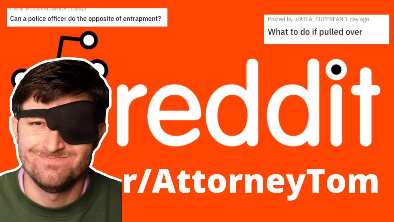 Real Lawyer Answers Crazy Legal Reddit Questions!