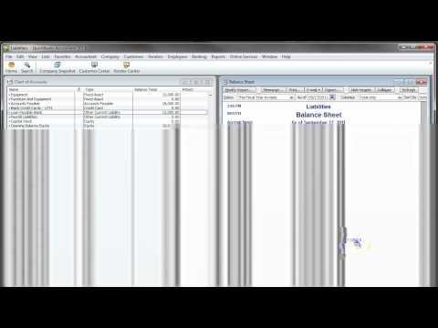 Understanding The Balance Sheet Liability Accounts